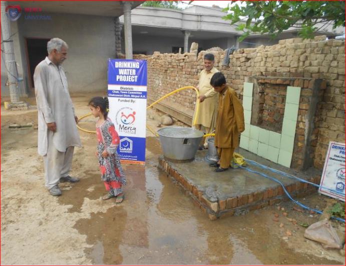 Water Pump In Chakswari